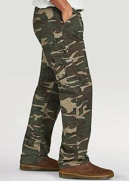 Wrangler #10085 NEW Men's Camouflage Relaxed Fit Fleece Line