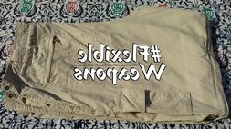 $12 Sonoma Lifestyle Tan 38/34 Tactical Cargo Pants Camping