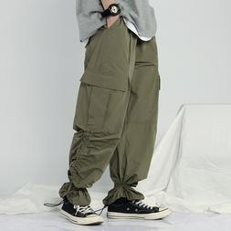 2019 Japanese Style Men's Work Cotton Casual <font><b>Cargo<