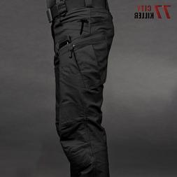 2019 Military Tactical <font><b>Pants</b></font> Waterproof