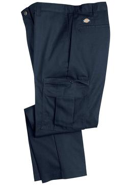 Dickies Occupational Workwear 2112372NV 30x32 Polyester/ Cot