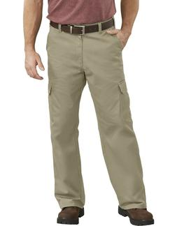 Dickies 23214 Loose Fit Cargo 100% Cotton Uniform Work Pants
