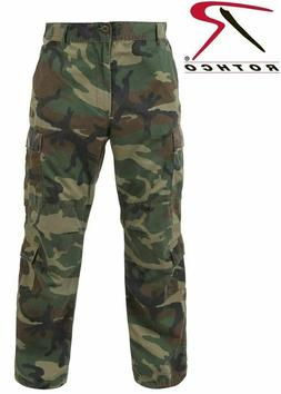 Rothco 2586 Men's Vintage Paratrooper Fatigues - Military St