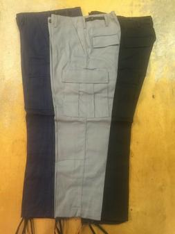 3 PAIR MADE IN USA BDU - TACTICAL - CARGO - MILITARY - PUBLI