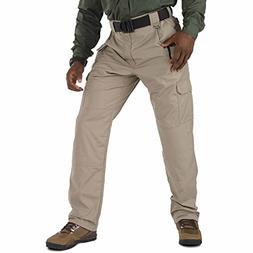 5.11 Men's Taclite Pro Tactical Pants, Style 74273, Stone, 3