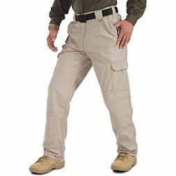 5.11 Tactical Pants,Khaki,36Wx32L