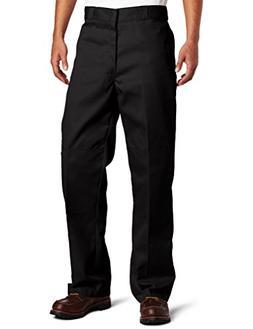 Dickies 85283BK42X32 Black Double Knee Work Pants - 42-inch
