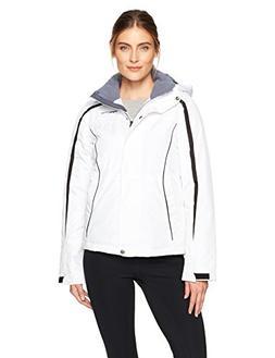 Arctix Women's Sophia Insulated Winter Jacket, Medium, White