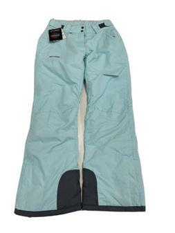 Arctix Women's Classic Insulated Snow Pants Size Medium Aqua