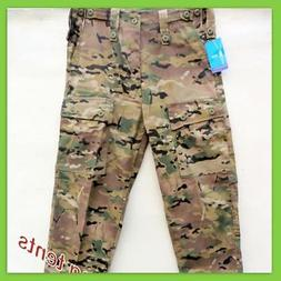 AU Multicam Military Army Trousers Tactical Cargo Combat Cot