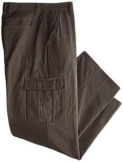 Wrangler Authentics Men's Big & Tall Classic Twill Relaxed F