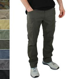 Wrangler Authentics Men's Cargo Pants Flex Waist NW780 Strai