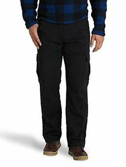 Wrangler Authentics Men's Fleece Lined Cargo Pant - Choose