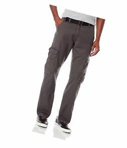Wrangler Men's Authentics Premium Relaxed Straight Cargo Pan