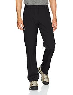 Wrangler Authentics Side Elastic Utility Pant,  Black,  40X3
