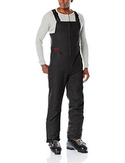 Arctix Men's Avalanche Insulated Overalls Bib, XX-Large, Bla