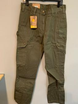 Carhartt B342 Mos Relaxed Fit Ripstop Cargo Work Pants