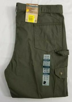 Carhartt B342 Relaxed Fit Ripstop Cargo Work Pants.  Mens 44