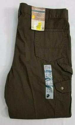 Carhartt B342 Relaxed Fit Ripstop Cargo Work Pants.  Mens 42