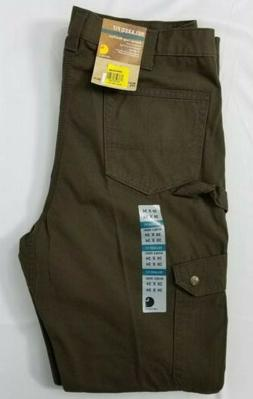 Carhartt B342 Relaxed Fit Ripstop Cargo Work Pants.  Mens 36