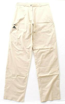 Adidas Beige Khaki Unhemmed WE Pant Cargo Pants Men's NWT