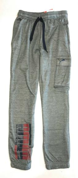 PUMA Big Boys' Cargo Fleece Pants