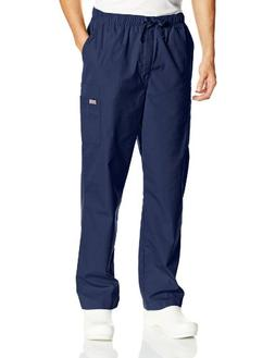Men's Cherokee Big & Tall Drawstring Pant - Navy 2XL Tall, N