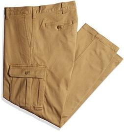 Dockers Men's Big and Tall Standard Cargo Pant, New British