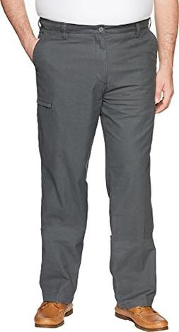 Dockers Men's Big & Tall Utility D3 Cargo Pants Storm 36 38