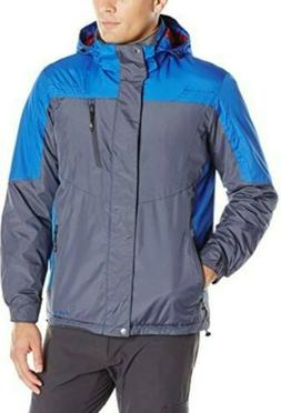 Arctix Men's Blackstone Insulated Jacket, Nautical Blue, Sma