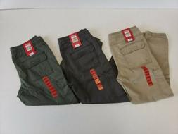 Unionbay Boy's Jogger Cargo Pull On Pants-Choose Size/Color