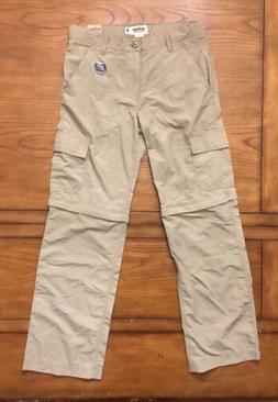 Urban Pipeline Boys/Youth Nylon Convertible-Cargo Pants Sz 1