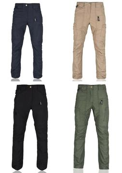 Brand New Tactical Cargo Pants Konvoy Slim Fit Rip-Stop Blac