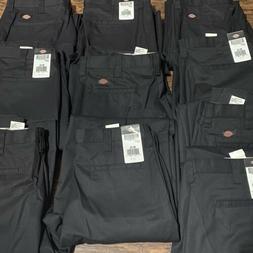 Bundle Lot Of 10 NWT Black Dickies Cargo Work Pants 36 UL Br