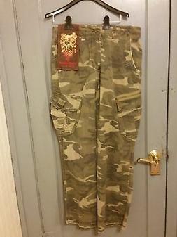 Camo Cargo Pants Men's  size 29 x 30