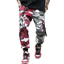 Niepce Camouflage Urban Army Combat Tactical Joggers Streetw