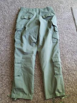 Propper Cargo 100% Cotton Tactical Combat Green Khaki Milita