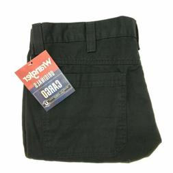 Wrangler Cargo Pants 36x30 Men's Black Relaxed Fit Pockets W