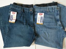 Wrangler Cargo Pants Relaxed Fit Comfort Flex Waist  Men's S