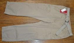 UnionBay Cargo Pants with Belt Quality Made Sportswear Utili