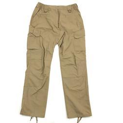 LA Police Gear Cargo Pants Zip Pockets Tactical 38 x 35 Pant