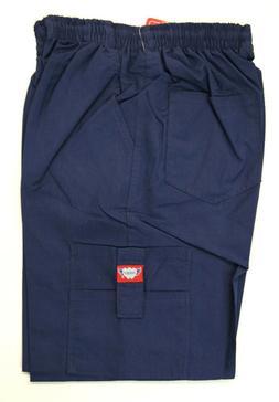 Cargo Pockets Scrub Pants - SHERLY