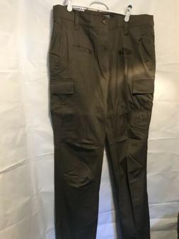LA Police Gear Cargo Tactical Pants Size 36 W 34 L Slate Bro