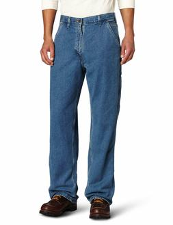 carhartt men s washed denim original fit