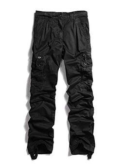 OCHENTA Men's Casual Sports Outdoors Military Cargo Pants #1