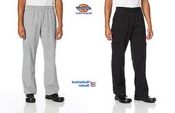 Dickies Chef Unisex Cargo Baggy Cargo Chef Pants mens and wo