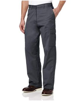 Cintas Dickies LP600DC Men's Gray 32X32 Relaxed Fit Straight