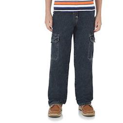 Wrangler Boys' Classic Cargo Jean