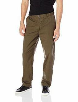 Dockers Men's Comfort Cargo D3 Classic-Fit Flat-Front Pant,
