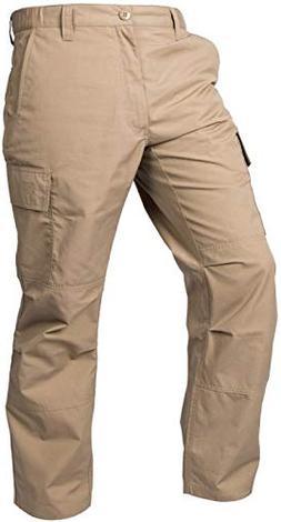 LA Police Gear Core Cargo Pant -Khaki-40 X 36